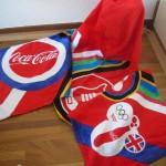 コカコーラ ビートフードタオル 3