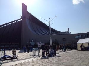 miwaライブ@代々木第一体育館 1