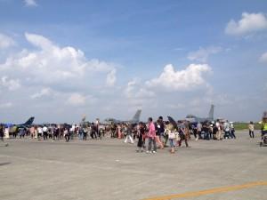 横田基地友好祭2014 2