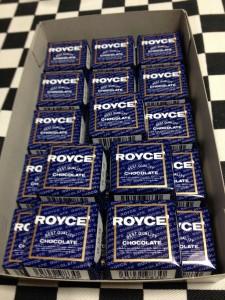 ROYCEチロルチョコレート