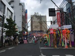 福生七夕祭り2017 4