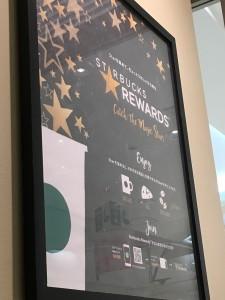 Starbucks Rewards 1