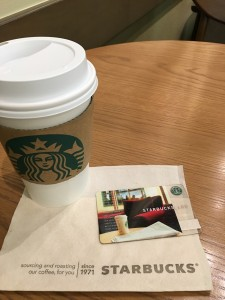 Starbucks Rewards 2