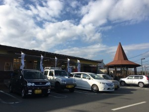 オギノパン工場直売所2