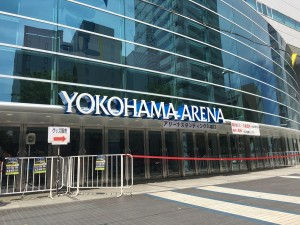 「Chasing the Horizon World Tour 2018/2019 ~JAPAN Extra Shows~」@横浜アリーナ1