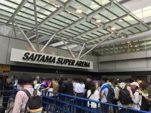 岡崎体育ワンマンコンサート「BASIN TECHNO」@さいたまスーパーアリーナ 1
